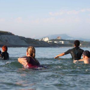 Marche Aquatique Côte Basque
